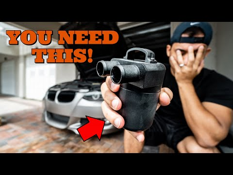 Your BMW Will Slow Down Overtime Unless You Install This ASAP! *10 MIN DIY*
