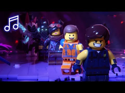 """Everything Is Awesome"" Dance Together Music Video - THE LEGO MOVIE 2 - Music Video"