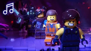"""""""Everything Is Awesome"""" Dance Together Music Video - THE LEG..."""