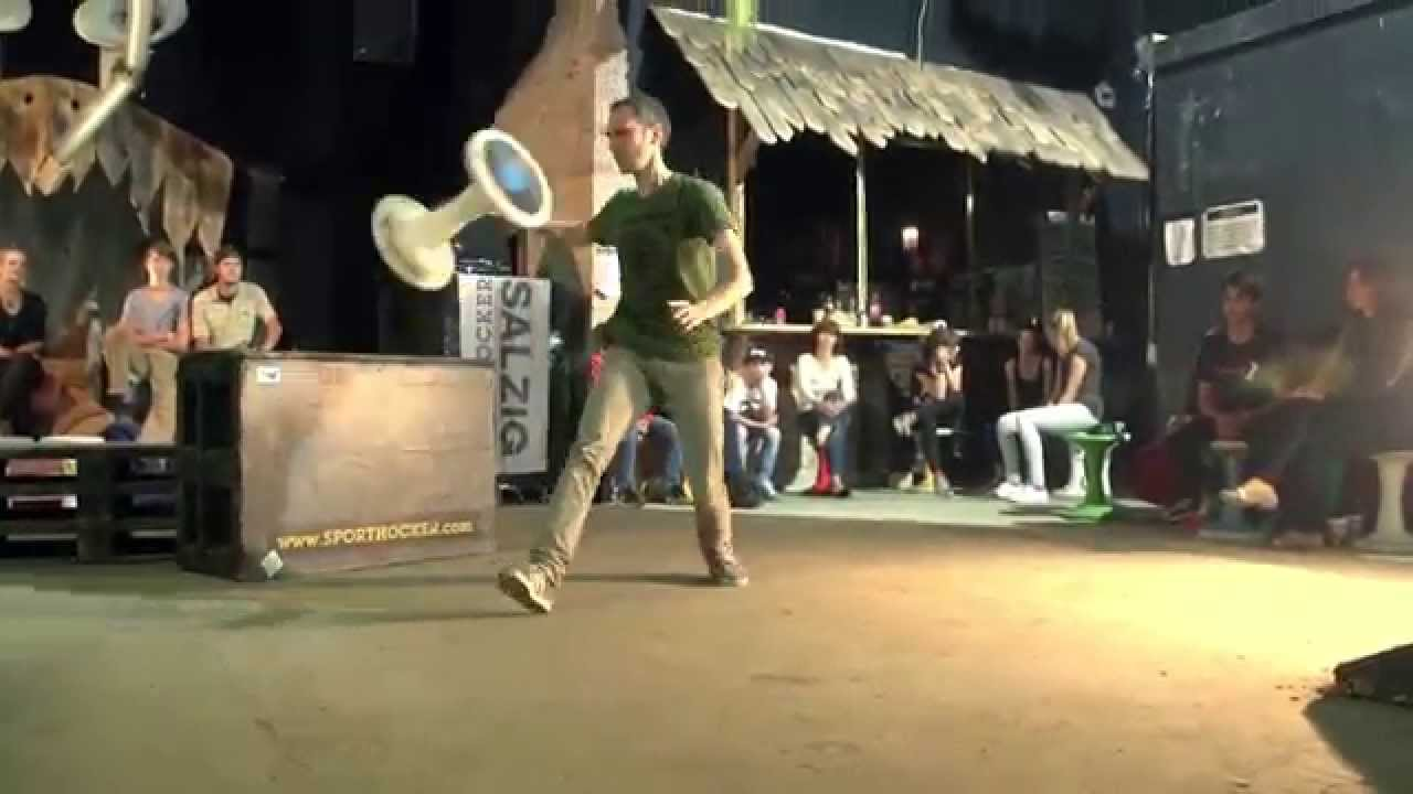 René Tabouret One Minute, Qualifying KING OF HOCK 2014