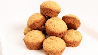 Maple Cornbread Muffins Recipe - Laura Vitale - Laura In The Kitchen Episode 847
