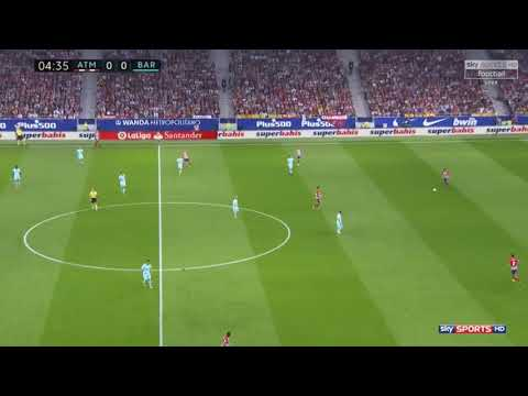 Barca CAN'T break the Bus - tactical analysis of Atletico Madrid - Barcelona