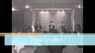 mOral cOrruptiOn-Athanatoi Este (Rotting Christ cover)