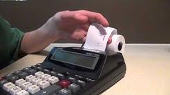 Staples SPL-P500 Printing Calculator Review