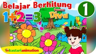 Video Belajar Berhitung bersama Diva HD - Part 1 | Kastari Animation Official download MP3, 3GP, MP4, WEBM, AVI, FLV September 2018