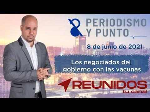 Periodismo y Punto | Emisión #21 | Con Luis Gasulla