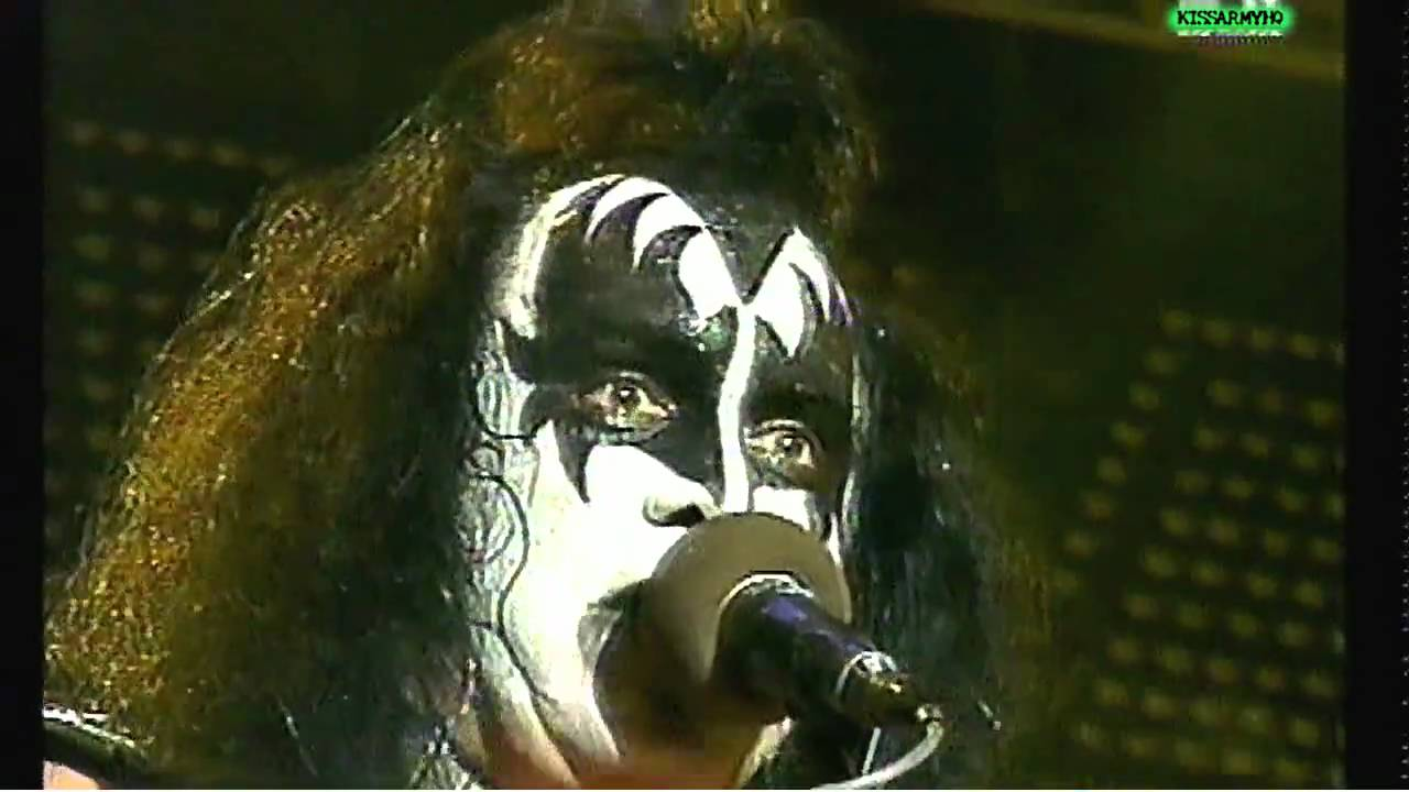 KISS - I Was Made For Lovin' You '97 [ Rock am Ring ]