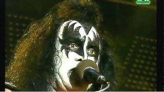Скачать KISS I Was Made For Lovin You 97 Rock Am Ring