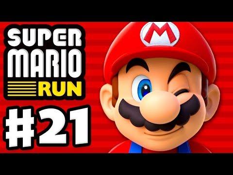 Super Mario Run - Gameplay Walkthrough Part 21 - Remix 10! (iOS)