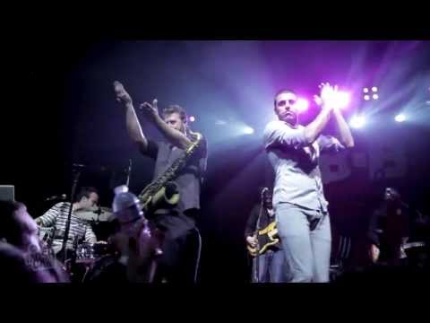 Balkan Beat Box - Bulgarian Chicks (Live in New York) | Moshcam