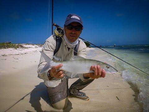 Los Roques 2015 Fly Fishing