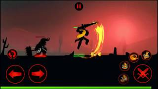 League of Stickman Free - Arena PVP (Dreamsky) - Android Gameplay - Action Game