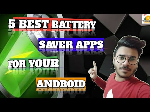 5 Best Battery Saver Apps For Android 🔥👍