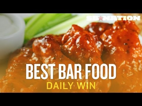 Best Bar Food For Watching Sports - The Daily Win