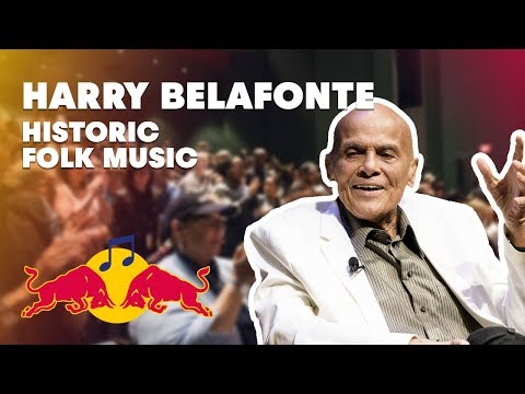 Harry Belafonte Lecture (New York City 2018) | Red Bull Music Academy