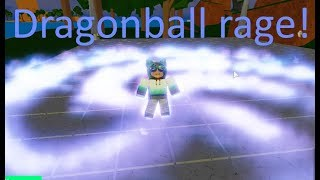 Roblox Dragonball Rage MUI + UI Fusion&Potara!