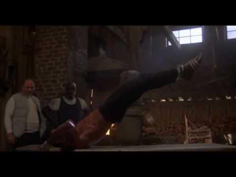 Rocky IV Entrenamiento
