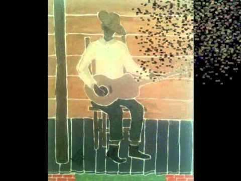 Karen Terry-Folk Artist video presentation of acrylic paintings