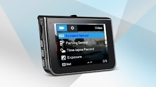 Menu Walkthrough for Amcrest 1080p Car DVR Dash Camera (ACD-830B)