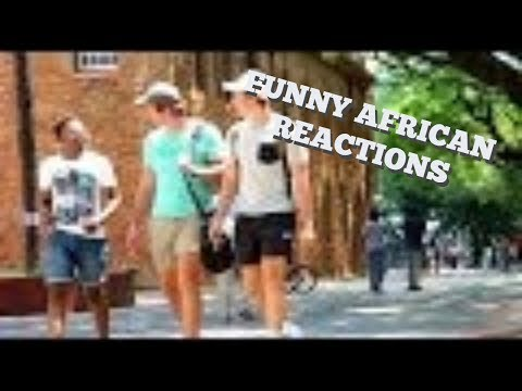JOINING PEOPLE'S CONVERSATIONS PRANK IN SOUTH AFRICA, UNIVERSITY OF PRETORIA ( TUKS)