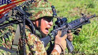 【離島防衛】陸上自衛隊の渡米演習:カールグスタフ・AAV7・歩兵戦闘・手榴弾訓練【水陸機動団】