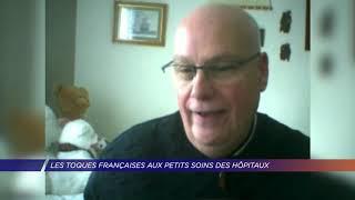 Yvelines | Les Toques françaises aux petits soins des hôpitaux