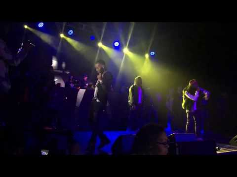shy glizzy live with qdafool at echo stage