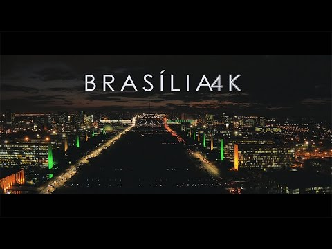BRASÍLIA 4K - A Capital do Brasil em ultra alta definição (English Subtitles Avaliable)
