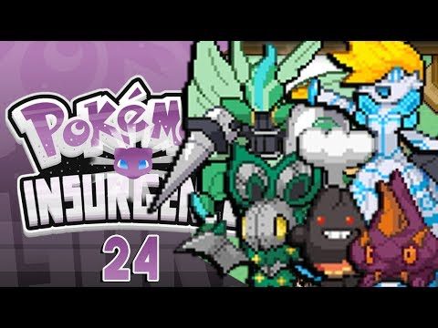 Pokemon Insurgence Part 24 DELTA HUNTING! Pokemon Fan Game Gameplay Walkthrough