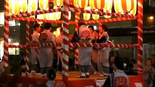 2019年9月7日~8日に東京都文京区の白山上向丘商店街で行われた「白山まつり盆踊り」の様子です。 当日は台風接近により、他の会場の盆踊りは軒...