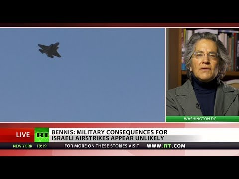 Expect Kurds to turn to Syrian gov't for protection – Phyllis Bennis
