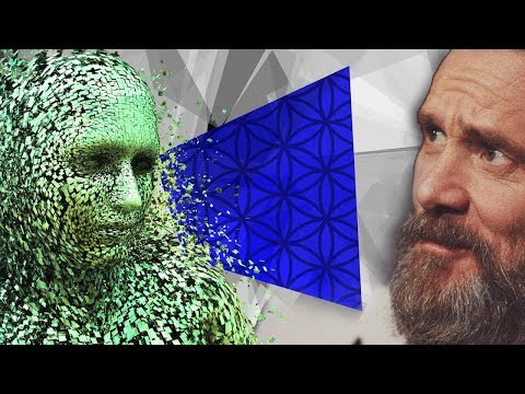 Jim Carrey, Tetrahedrons, & the Flower of Death...