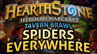 Hearthstone: Tavern Brawl - Spiders Everywhere