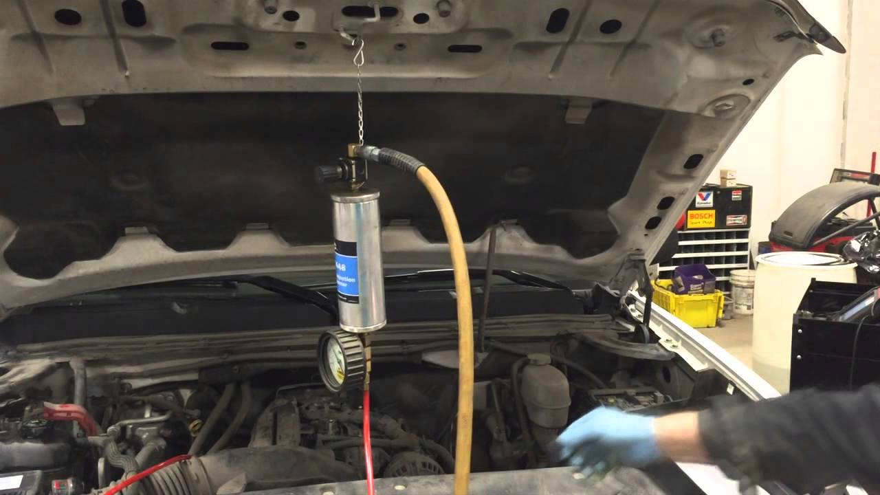 Fuel Injector cleaning - How to clean