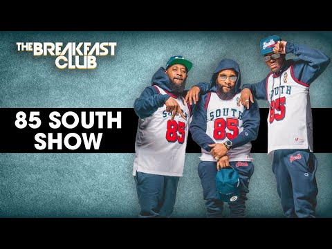 Chico Bean, DC Young Fly & Karlous Miller Talk On Podcasting, History + More