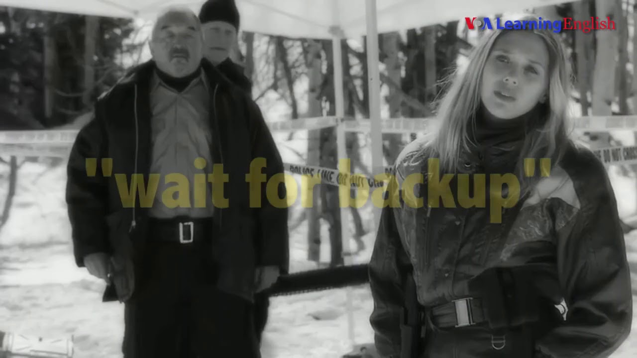 English @ the Movies: 'Wait For Backup'