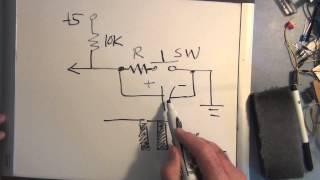 Arduino and Hardware Debouncing
