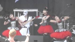 BabyMetal - Megitsune  (Live at Heavy MTL)