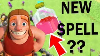 birthday boom EVENT New spell in Clash of clans