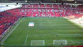 Leeds United V Man Utd FA Cup - MOT Before The Game