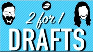 2 For 1 Drafts Podcast: National Championship + 2020 NFL Mock Draft + Jalen Reagor Interview | PFF
