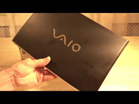 VAIO S 13.3 Review - Quick Overview - 2017 - Not made by Sony