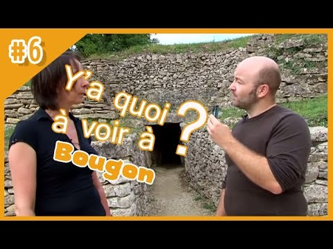 TUMULUS DE BOUGON - Y