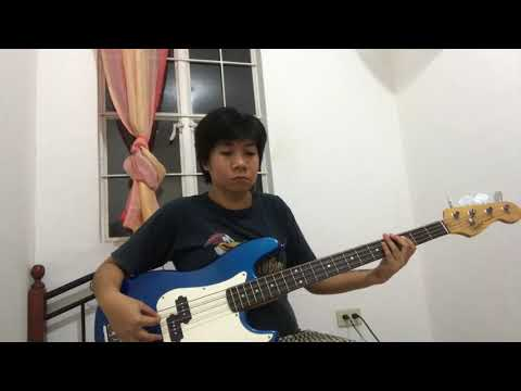Tom Odell - Another Love(bass guitar cover)