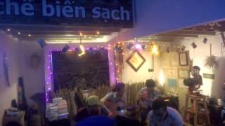 Sáo trúc Thần thoại - Thiện nguyện cafe (Acoustic cover)