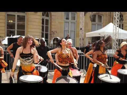 Réveil-FM: Matignon, fête de la musique avec Batucada Brésilienne-France