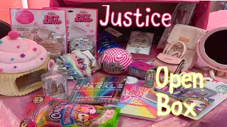 Open Box  Justice!