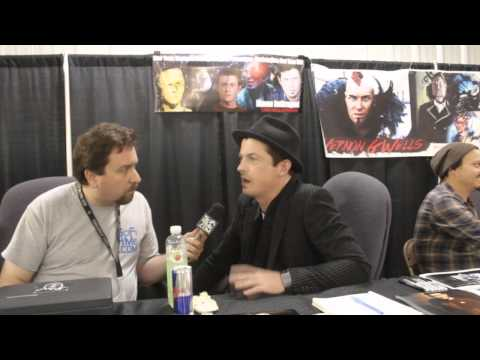 SciFi4Me Interview Manu Intiraymi Smallville Comic Con 2015