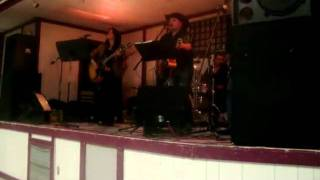 Hot Burning Flames - Desjarlais & Company (Live)