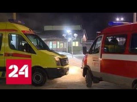 Спасатели готовятся поднять на поверхность тела погибших в шахте в Соликамске - Россия 24